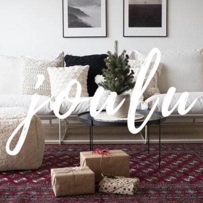 Ihankotona joulu